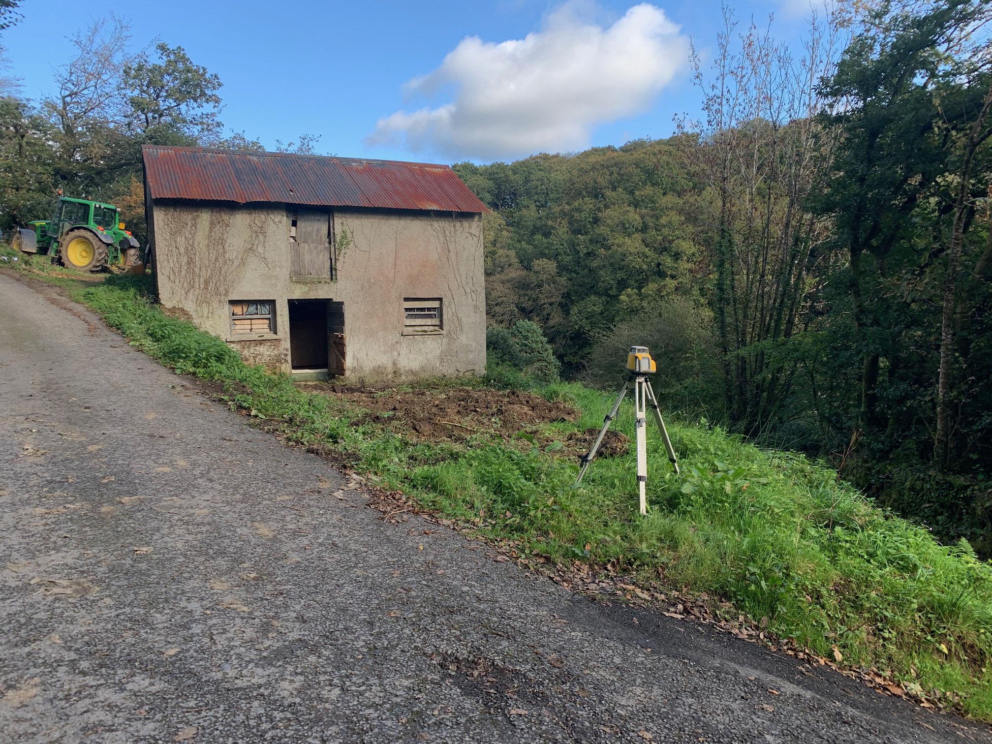 Lanner Mill Barn, St Allen, Truro